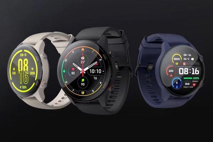 Xiaomi Launches Smart Watch Mi Watch and Mi Watch Lite