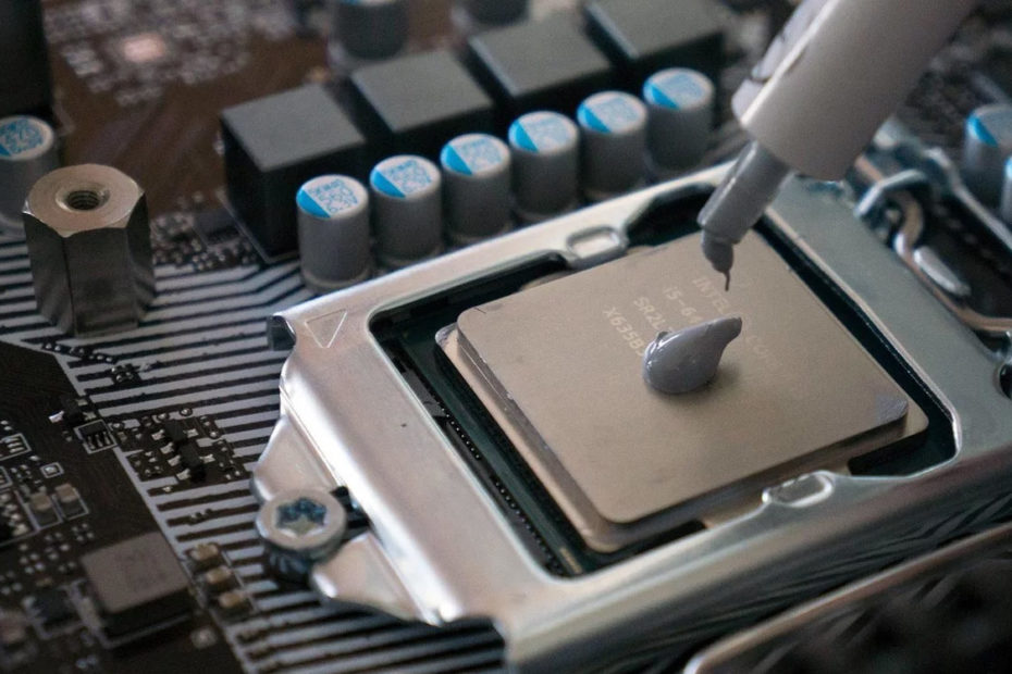 What is the Function of Thermal Paste on the Processor