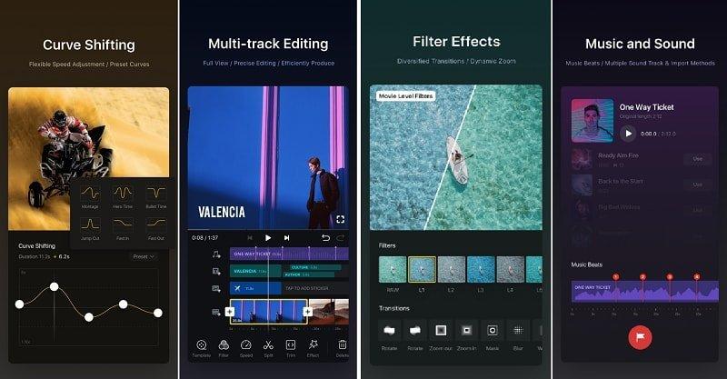 VN Video Editor Maker - VlogNow