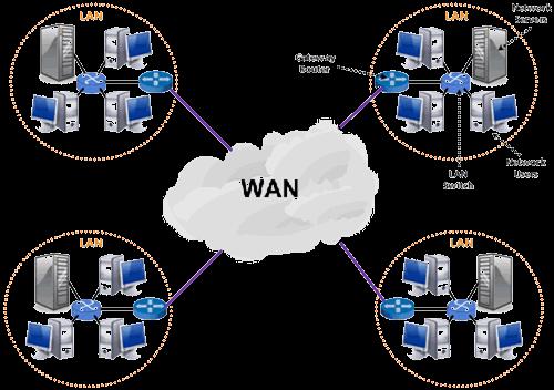 Wide Area Network (WAN)