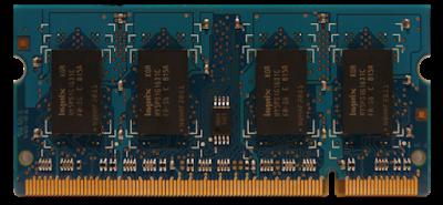 SO-DIMM memory module. Credit: wikipedia
