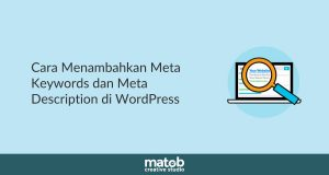 Cara Menambahkan Meta Keywords dan Meta Description di WordPress