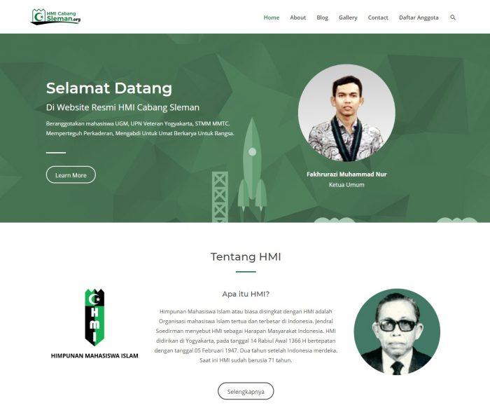website-hmi-cabang-sleman