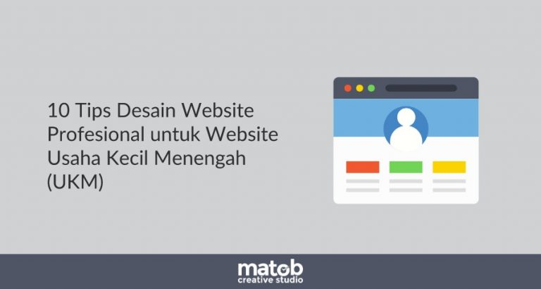 Tips Desain untuk Website Bisnis UMKM