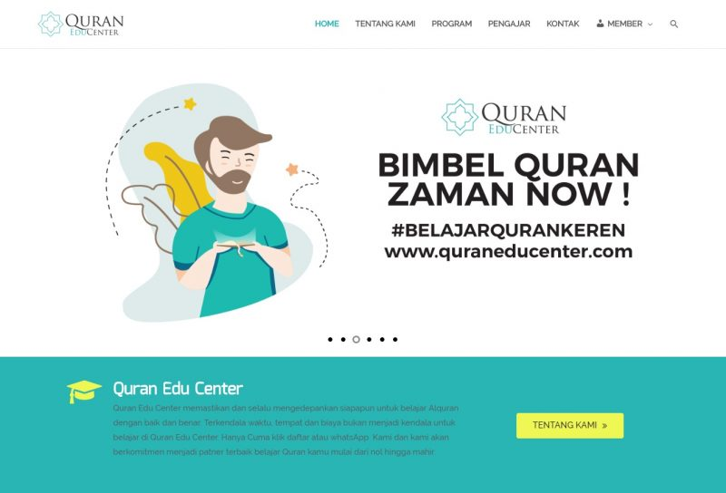 Jasa Desain Website Jogja Terpercaya