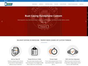Website Perusahaan – Indocase