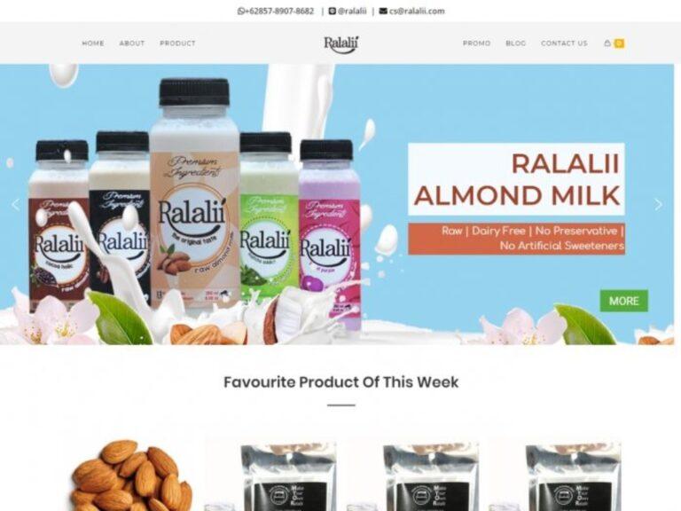 jasa pembuatan website toko online ralalii
