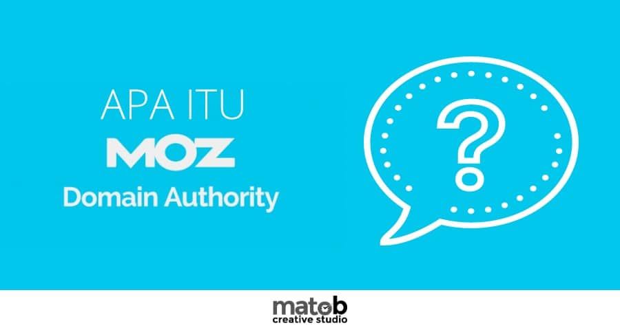 Apa itu Domain Authority ?