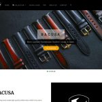 Website Pengrajin Kulit Bacusaleather.com