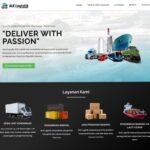 Website Jasa Ekspedisi ALK Logistik Surabaya