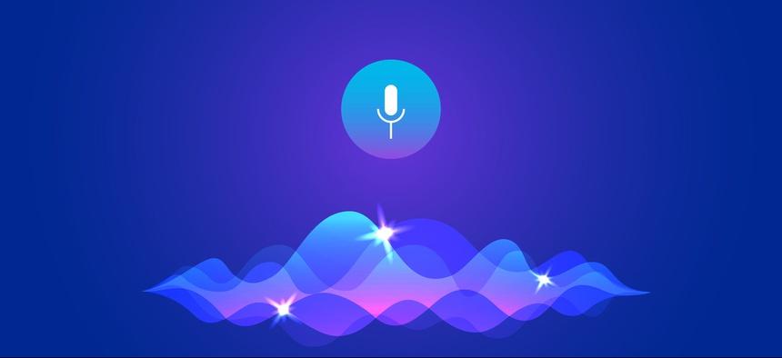 user interface berbasis suara