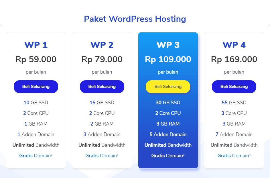 paket hosting dari jetorbit